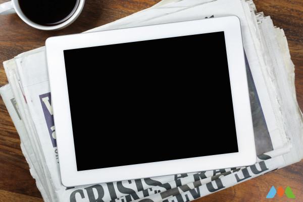 print vs. digital advertising