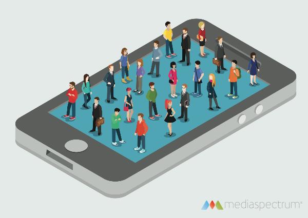 mobile dominates uk