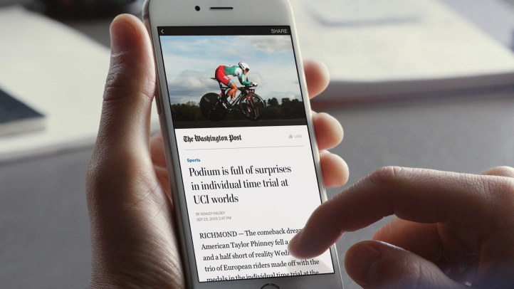 facebook instant articles news organizations