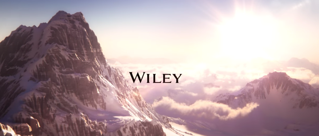 Working with Wiley just makes you feel smarter…